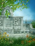 10 ogrodowa wiosna ilustracja wektor
