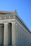 10 parthenon tennessee Royaltyfria Foton