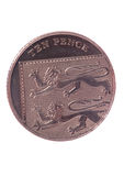 10 Pennys Stockbilder