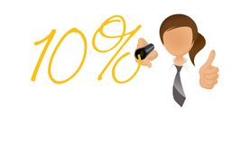10 Percent Stock Images