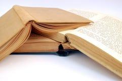 10 rocznik książek obrazy stock
