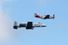 A-10 S par S Photographie stock