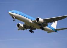 10 samolot. Fotografia Royalty Free