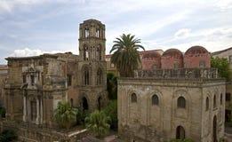 10 stary Palermo Obraz Royalty Free