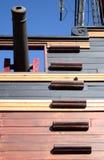 10 statek piracki Fotografia Royalty Free