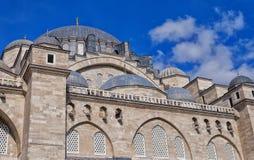 10 suleiman的清真寺 图库摄影