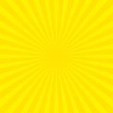 10 sunburst Obraz Stock