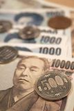 10 thousend Yen Stockfotos