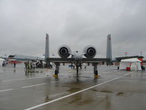 A-10 Thunderbolt Royalty Free Stock Images