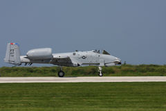 A-10 Thunderbolt Royalty Free Stock Photos