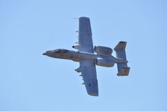 A-10 Warthog Royalty Free Stock Photo