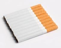 10 Zigaretten Stockbilder