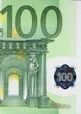 100欧元 图库摄影