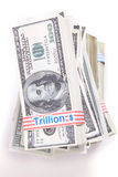 100美元货币 免版税库存照片