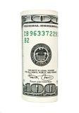100美元 免版税库存照片