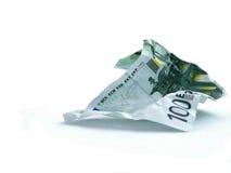100 ευρώ Στοκ φωτογραφίες με δικαίωμα ελεύθερης χρήσης