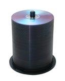 100 дисков Стоковая Фотография RF