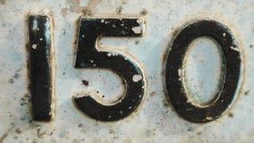 100 и 50 Стоковое Изображение