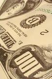 $100 Bill Stock Image