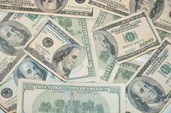 $100 brach Stockfotos