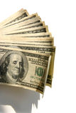 $100 contas Fotos de Stock