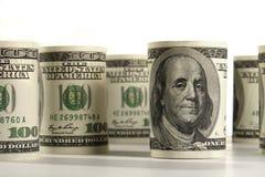 100 dolarów zdjęcia royalty free