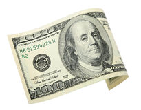 100 dollars Stock Images
