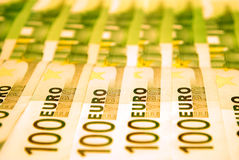 100 euro Stock Foto's
