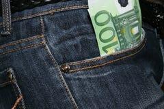 100 Euro Stock Photo
