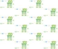 100 Euros Royalty Free Stock Photos