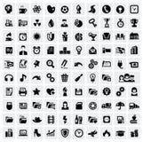 100 graphismes de Web Images libres de droits