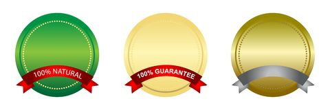 100% guarantee Royalty Free Stock Photos