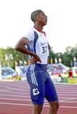 100 metres men france vicaut Stock Images