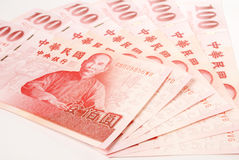 100 neues Taiwan Dollarschein. Stockbilder