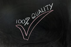 100 percenten kwaliteits Stock Foto