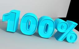 100 Percents Stock Photos