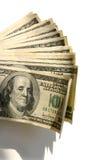 $100 rekeningen stock foto's