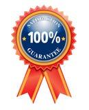 100% Satisfaction Guarantee Royalty Free Stock Image