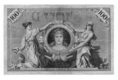 100 teken Royalty-vrije Stock Afbeeldingen