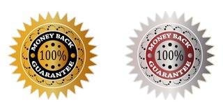 100% WAARBORG royalty-vrije illustratie