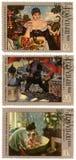 100 years since the birth of Boris Kustodiev Stock Photography