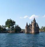 1000年加拿大海岛 库存照片