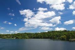 1000 îles, Ontario, Canada Photographie stock libre de droits