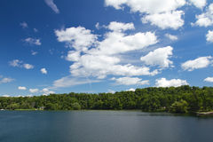 1000 νησιά Οντάριο του Καναδά Στοκ φωτογραφία με δικαίωμα ελεύθερης χρήσης