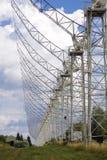 1000 радио dkr телескопа России Стоковое Изображение