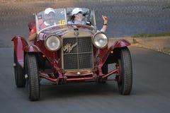1000 2011 гонок miglia свободного от игры дня хороших Стоковая Фотография
