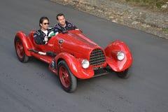 1000 2011 гонок miglia Стоковое Изображение RF