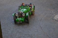 1000 2011 гонок miglia Стоковые Изображения