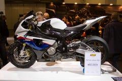 1000 bmw motorbike rr s sports Στοκ Εικόνες