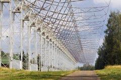 1000 dkr单选俄国望远镜 库存照片